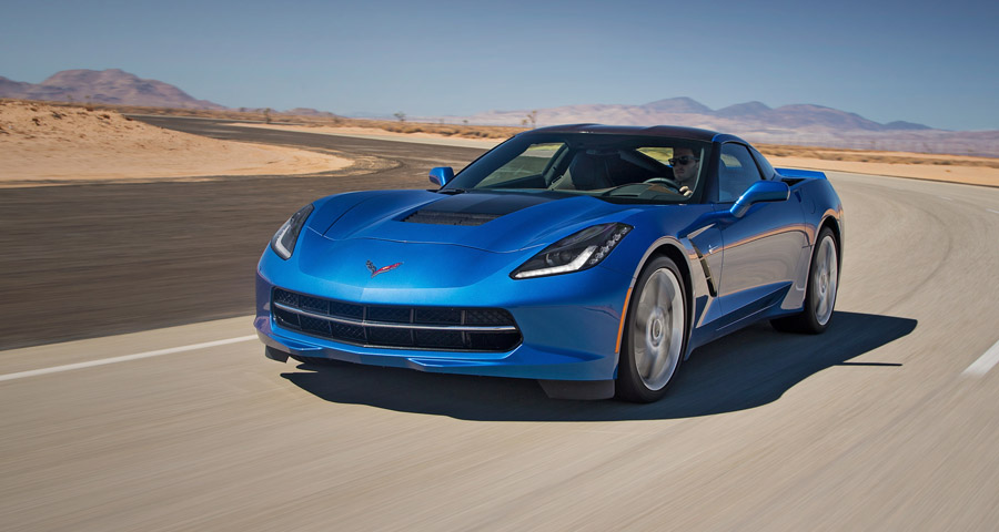 C7 Named Finalist In 2014 Motor Trend Car Of The Year
