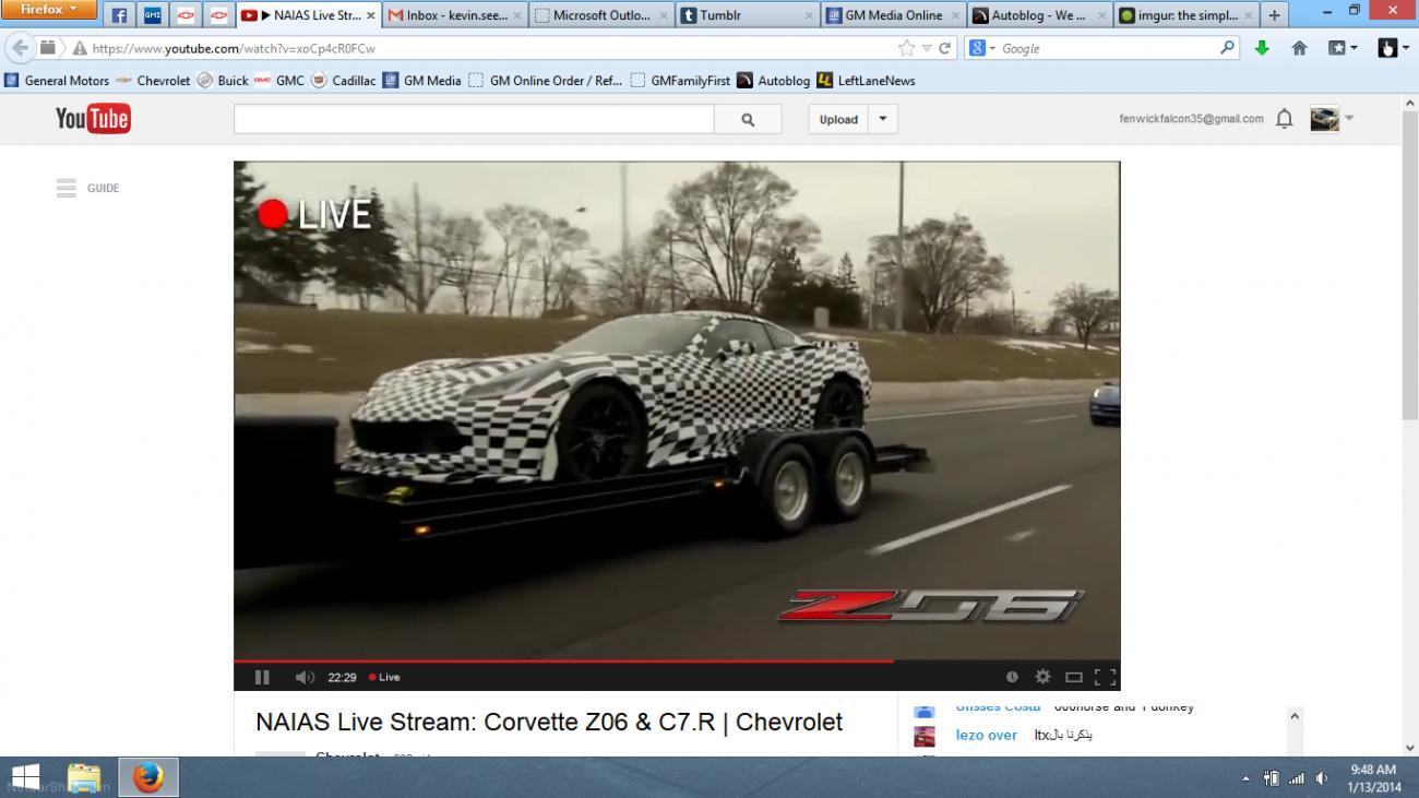 Gm Reveals 2015 Chevrolet Corvette C7 Z06 Camaro6 March 29 2006 Circuitmaster 1 Comment Attached Images