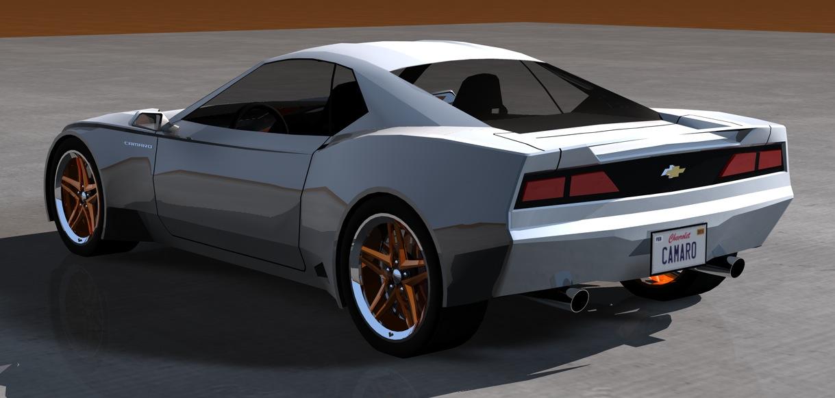 Chevy Camaro 2030
