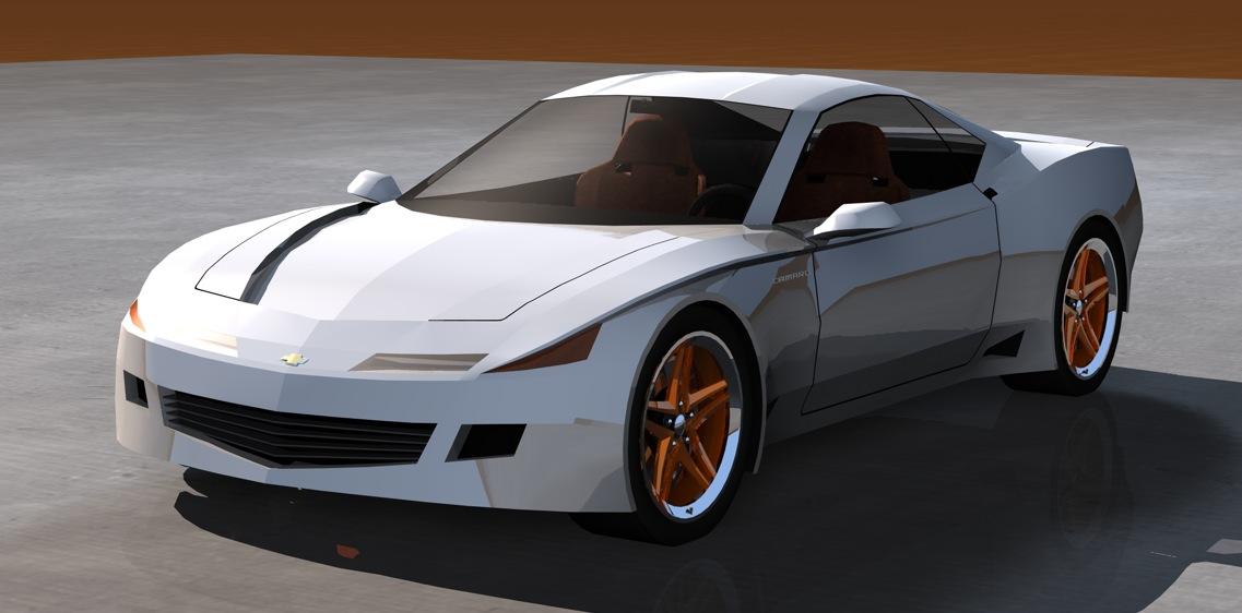 2020 camaro concept 4 camaro6