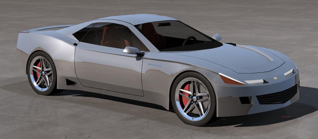 2020 Camaro Concept 4 Page 2 Camaro6