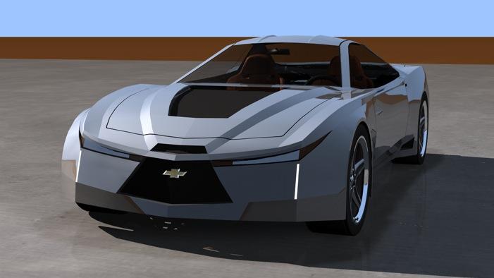 2020 Camaro Concept 4 Page 5 Camaro6