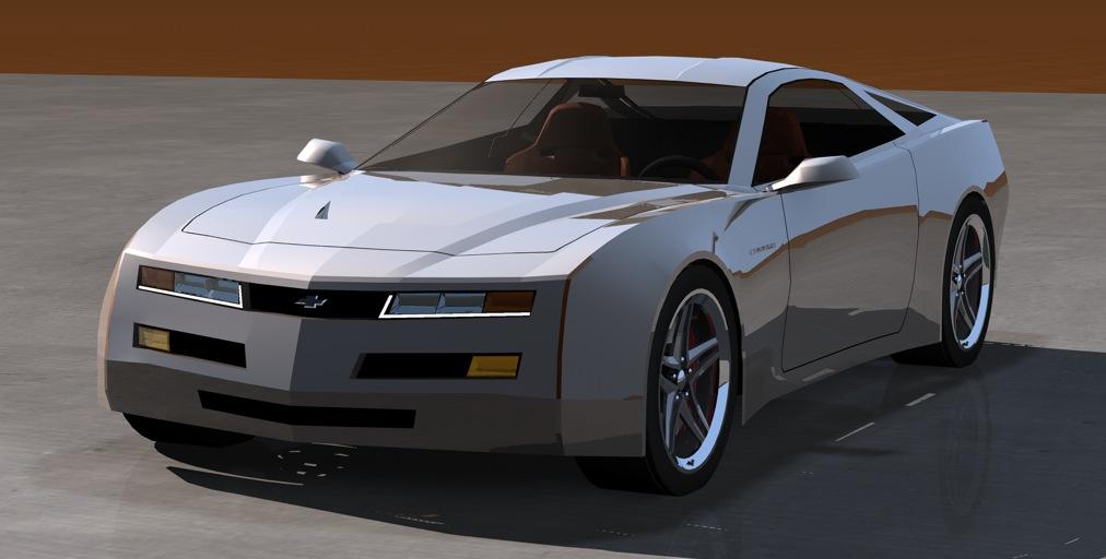 2020 Chevy Camaro Name 2020 Camaro Concept