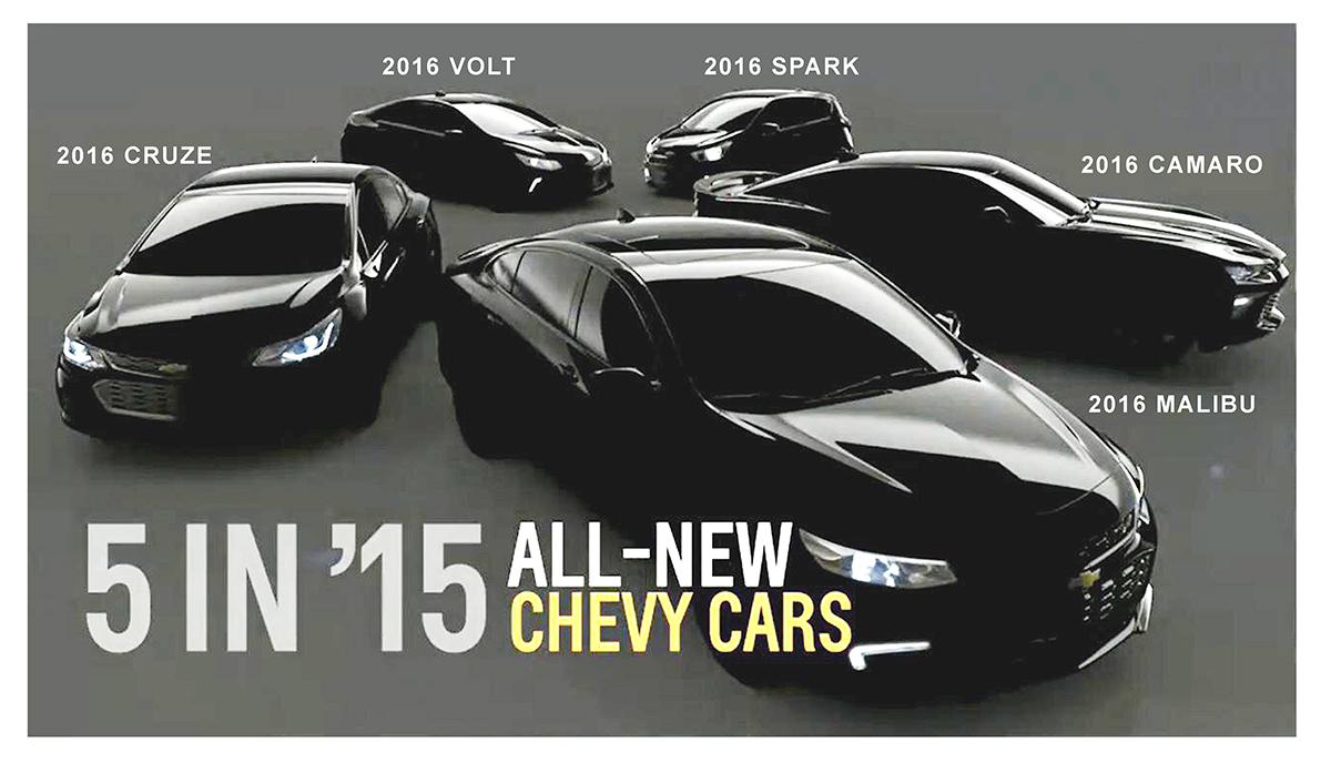 2015 - [Chevrolet] Malibu Attachment