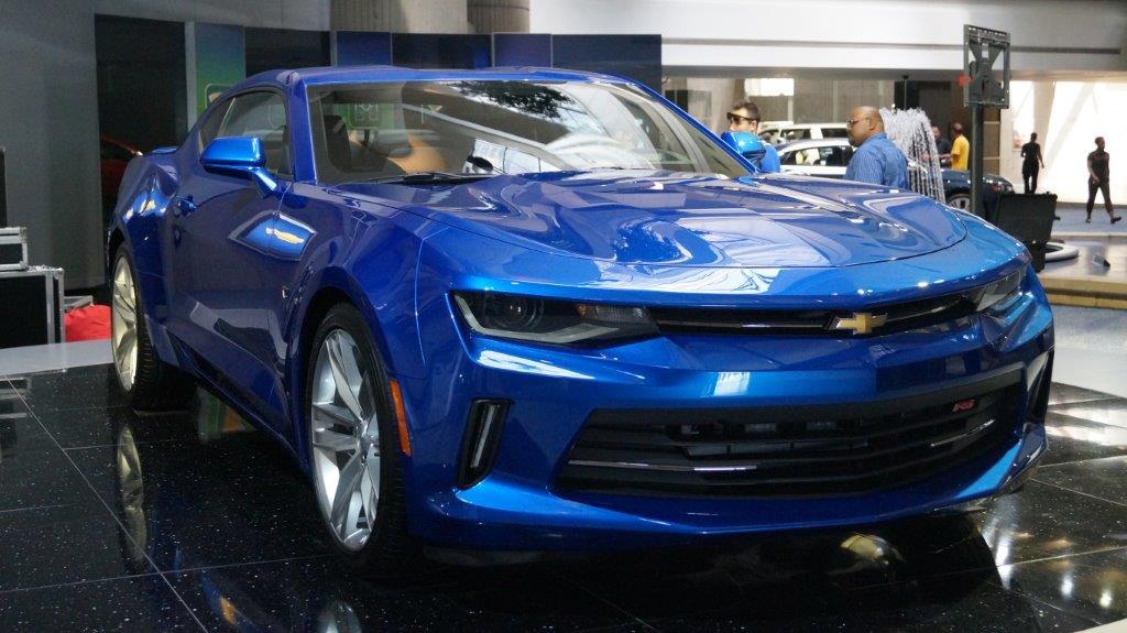 Blue Zl1 Autos Post