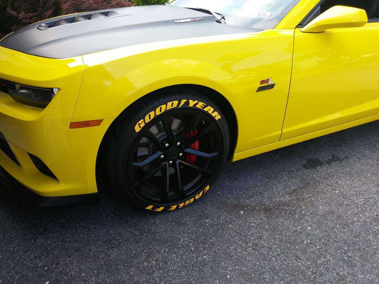 Tire Lettering Camaro5 2017 2018 2019 Ford Price