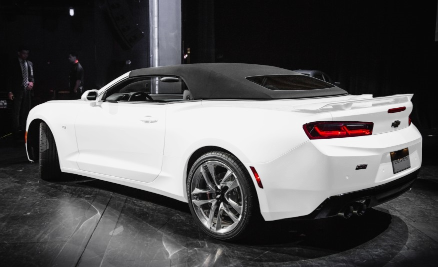 official summit white 6th gen camaro thread camaro6 - Camaro 2016 Ss White