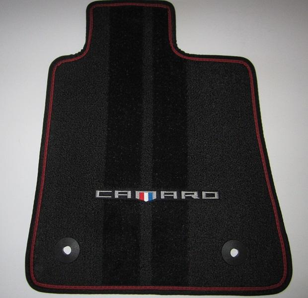 2016 camaro premium floor mats - camaro6