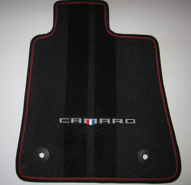 design floor mat trim x ss source camaro set floors mats yellow peq chevrolet logo