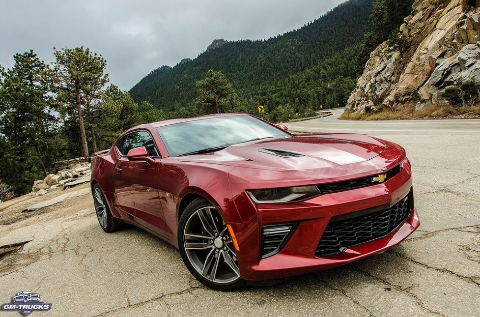 Official GARNET RED TINTCOAT 6th Gen Camaro Thread - Page ...