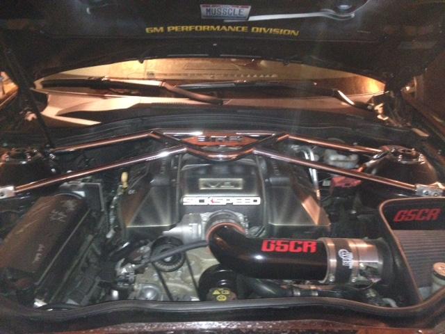 Cold Air Intake Advice - Page 3 - Camaro5 Chevy Camaro ...