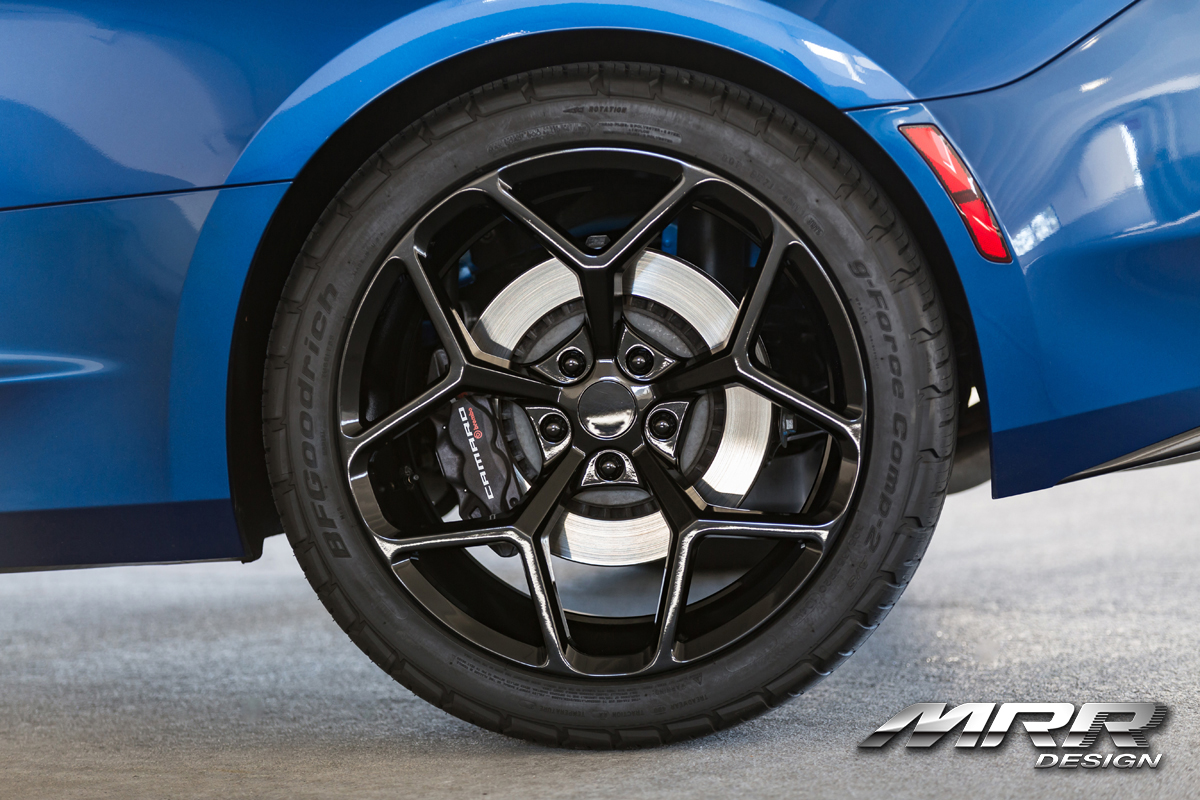 Mrr Series 228 Z28 Replicas At Element Wheels Free