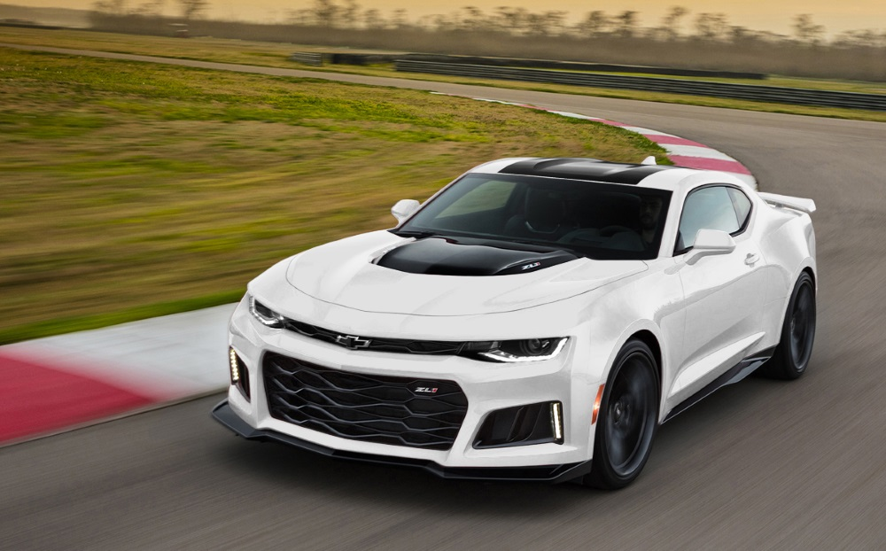 Camaro Zl1 Photoshops In Different Colors Camaro6