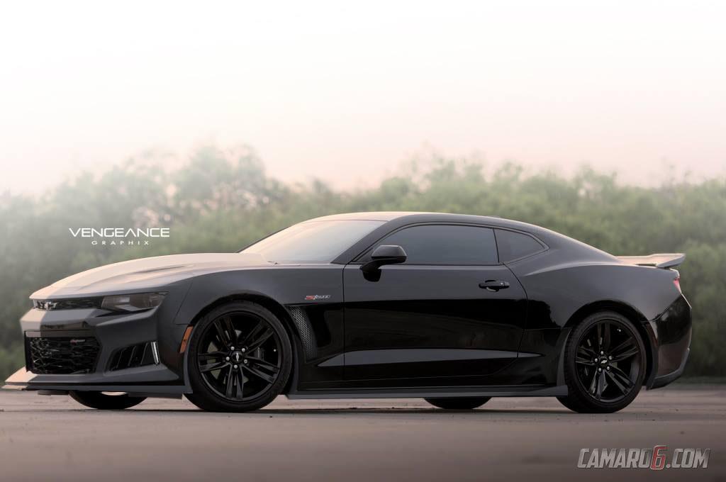 2018 Camaro Ss Concept Motavera Com