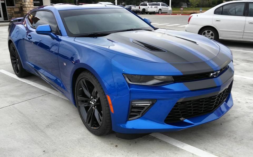 Stripe My Camaro Or Not Post Your Pics Page 2