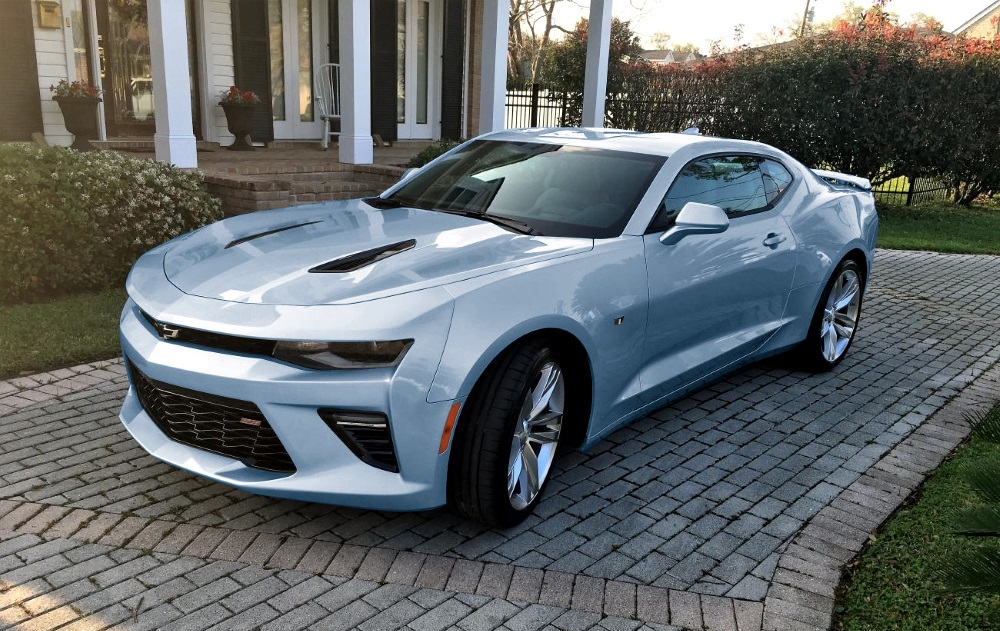 2018 Chevrolet Camaro ZL1 Coupe RWD for Sale   CarGurus