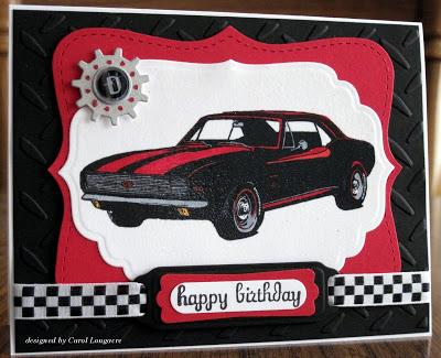 Happy Birthday Camaro Sep
