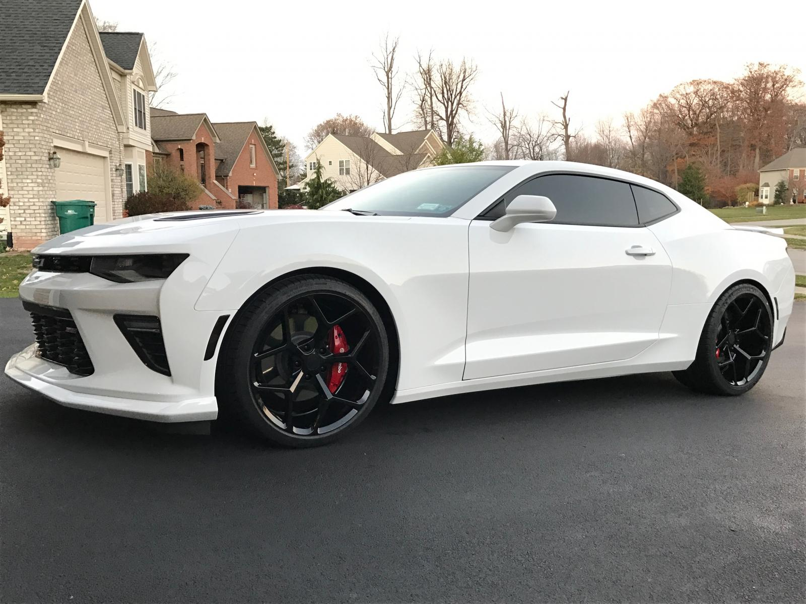Camaro6 View Single Post Mrr M228 Amp M017 Wheels For
