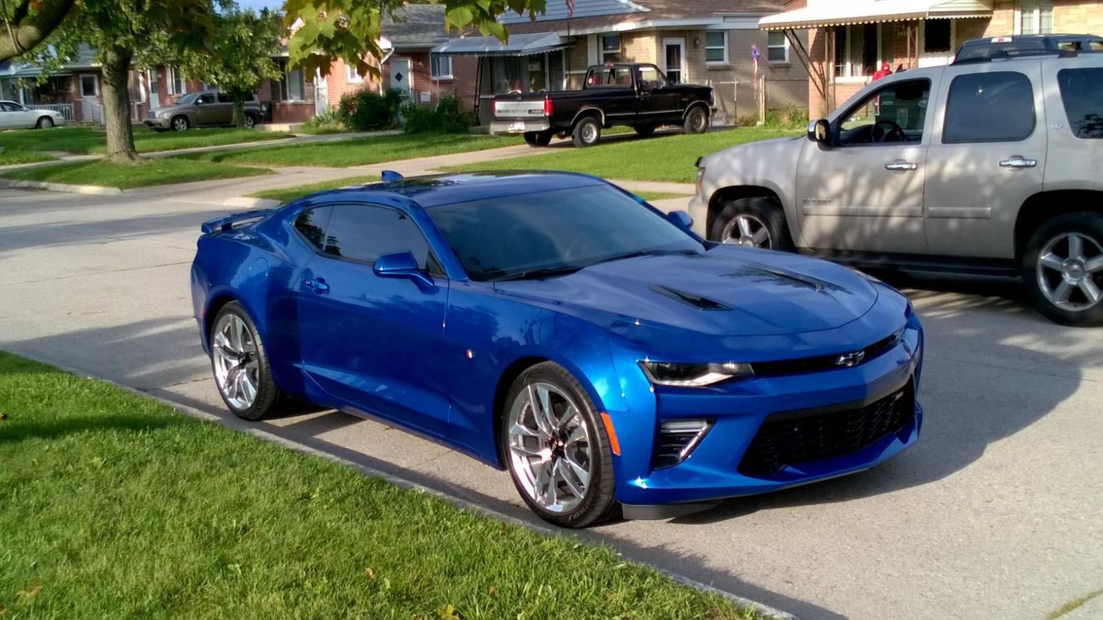 2017 camaro ss blue best new cars for 2018. Black Bedroom Furniture Sets. Home Design Ideas