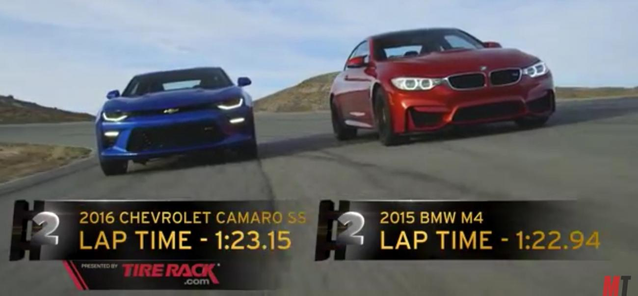 Camaro Ss Vs Bmw M2 Drag Race Page 3 Camaro6