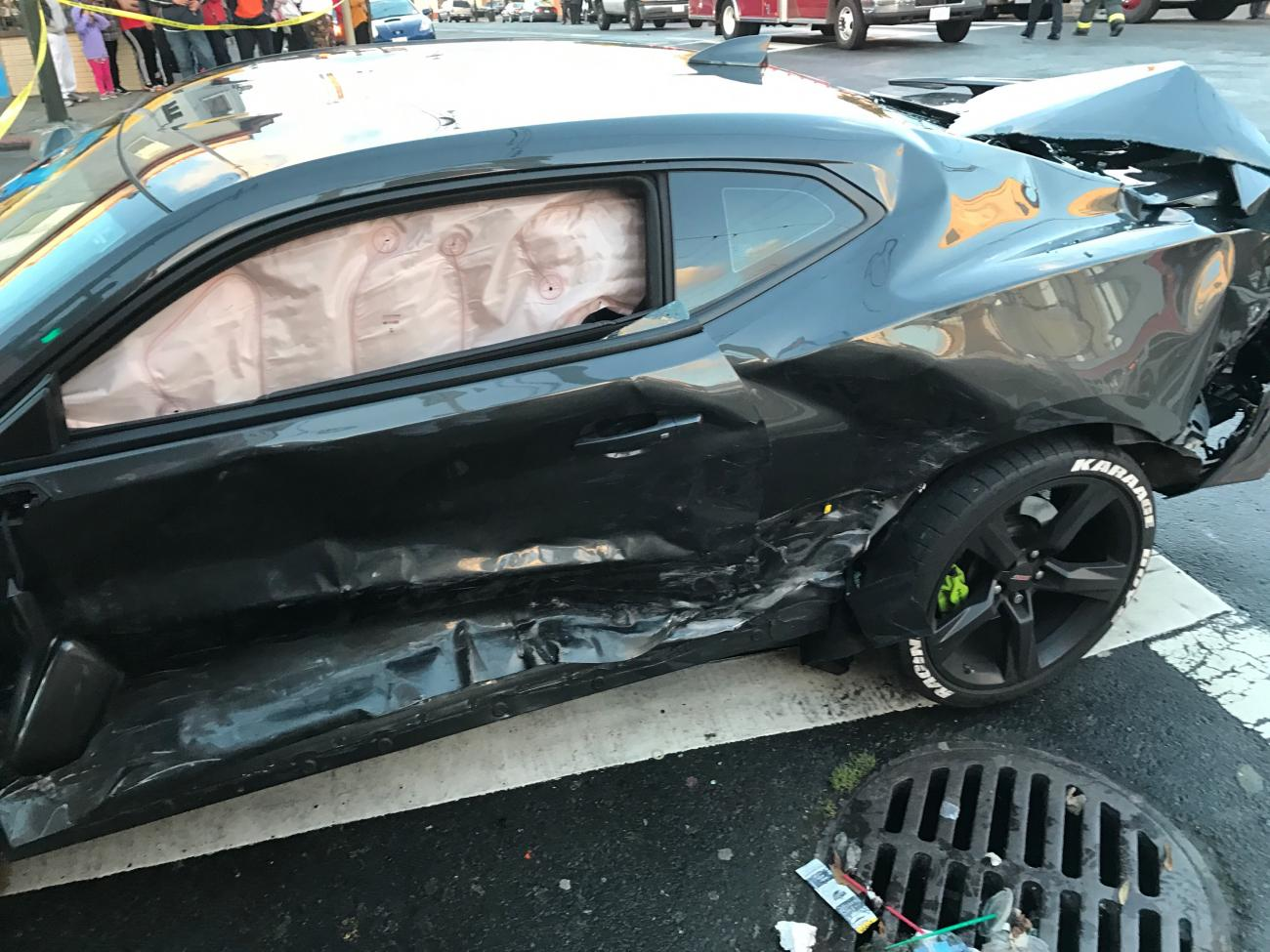 What Price Does Insurance Pay For Totaled Car