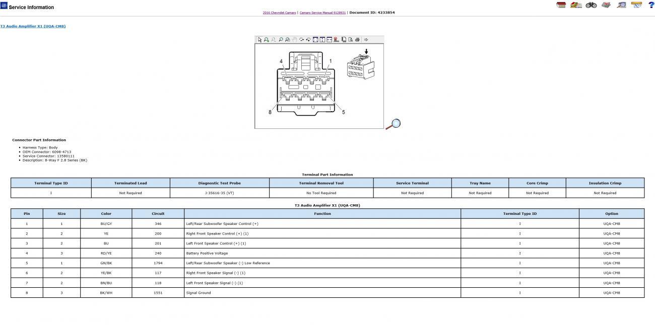 35 Bose Car Amplifier Wiring Diagram