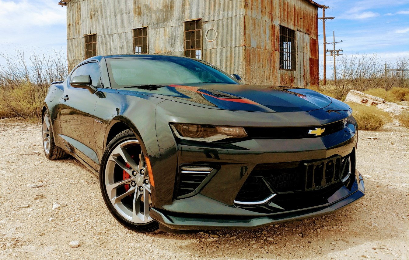 New Camaro Fifty owner checking in - CAMARO6