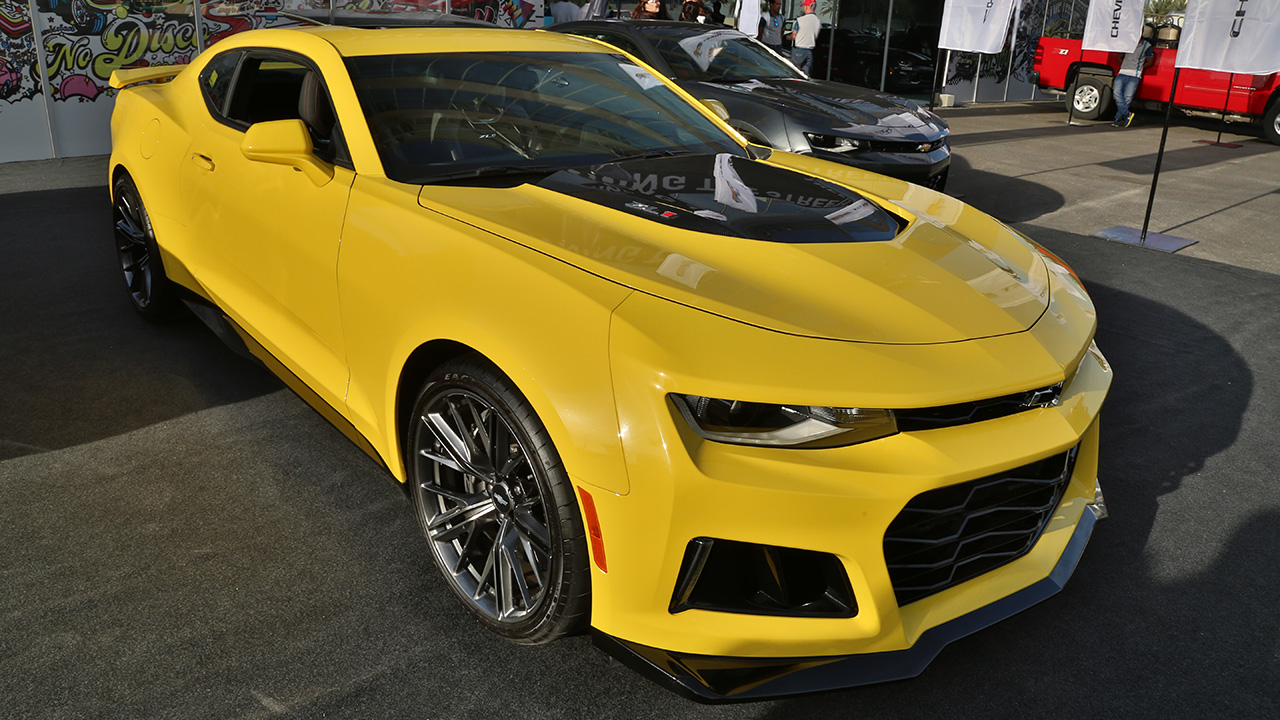 Official Bright Yellow 6th Gen Camaro Thread Page 12