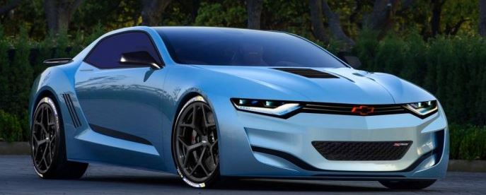 2019 Camaro Concept Best New Cars For 2018
