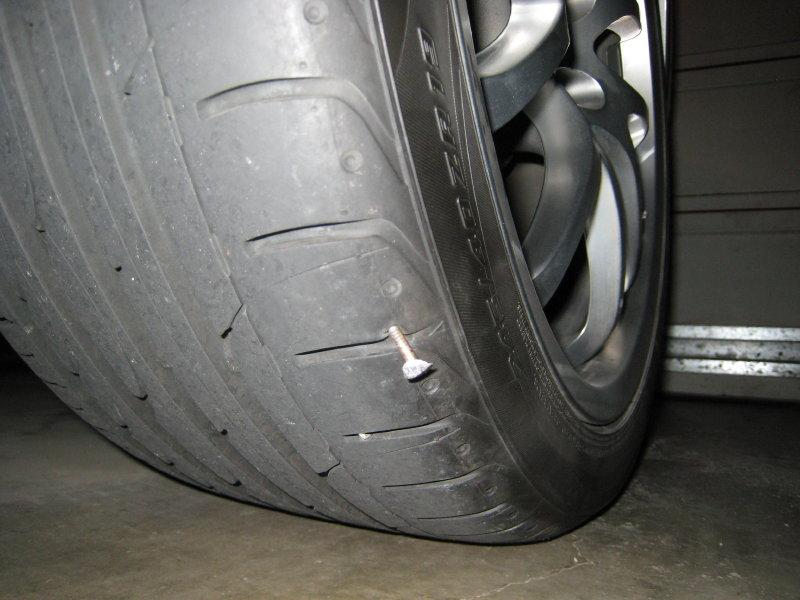 Tire Repair Camaro6