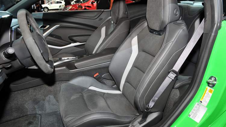 Recaro Performance Seats Zl1 Vs 1ss Amp 2ss Camaro6