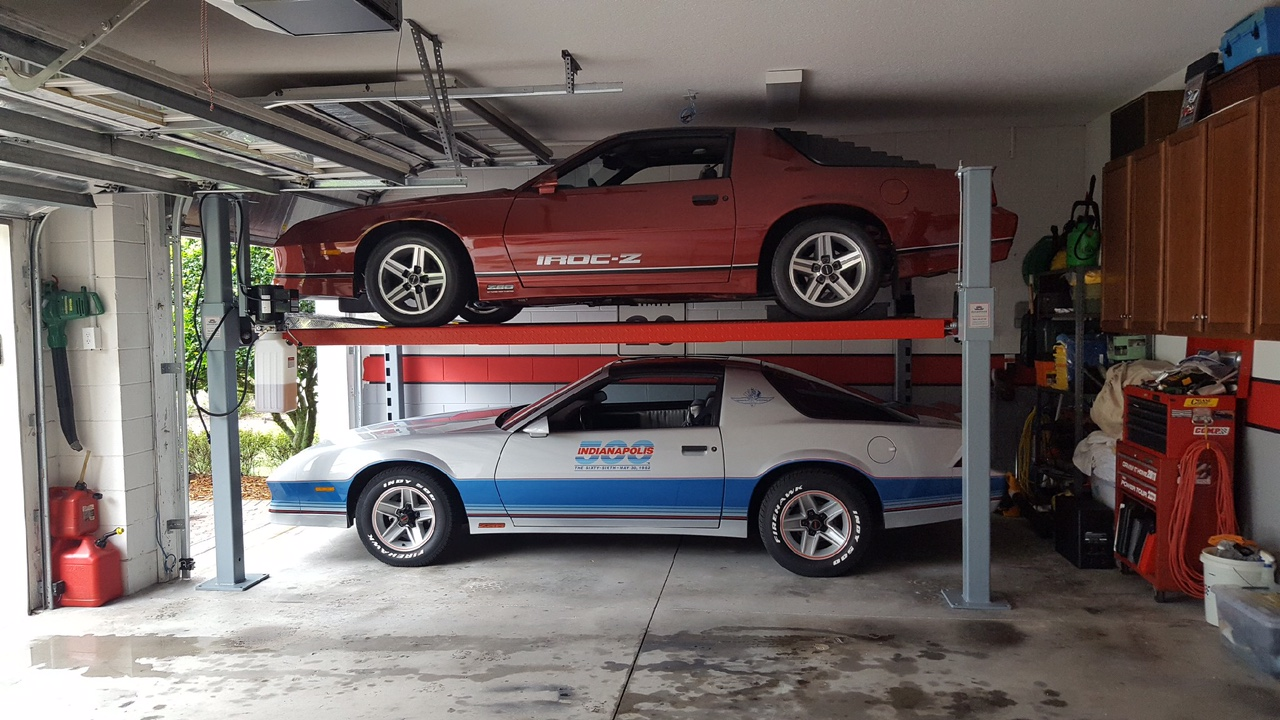 LIfts for your Camaro - CAMARO6