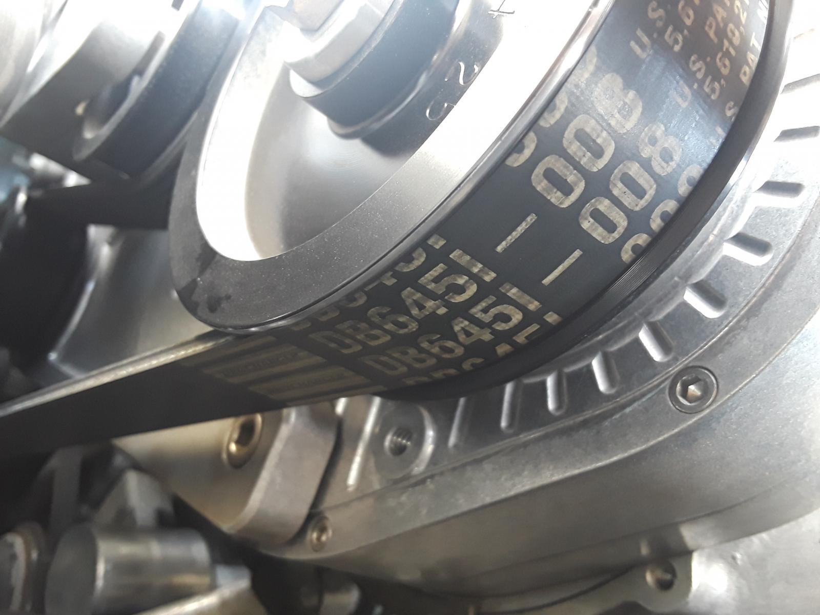 Procharger belt ? - CAMARO6