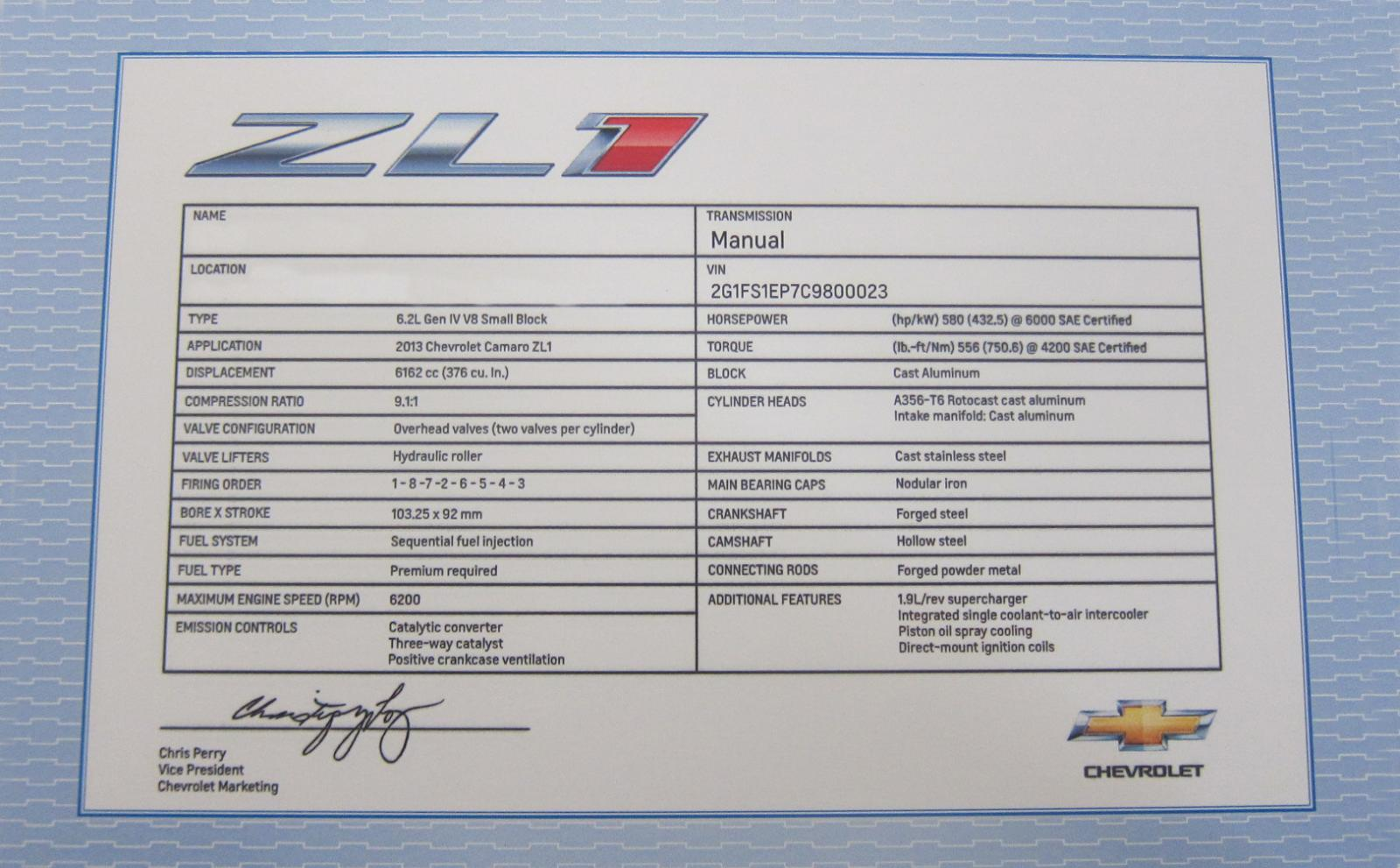 Name:  ZL1 Certificate.jpg