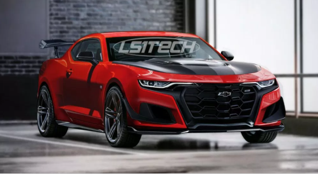 possible new look for 2020/ 2021 zl1 1le - camaro6