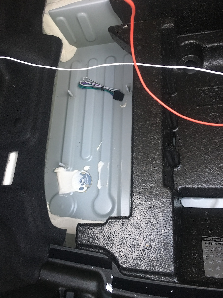 Question About Wiring From Sub To Amp In A Car Hydrogenaudio Forums