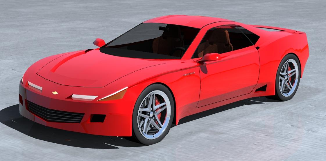 2020 Camaro Concept 4 - Page 3 - CAMARO6