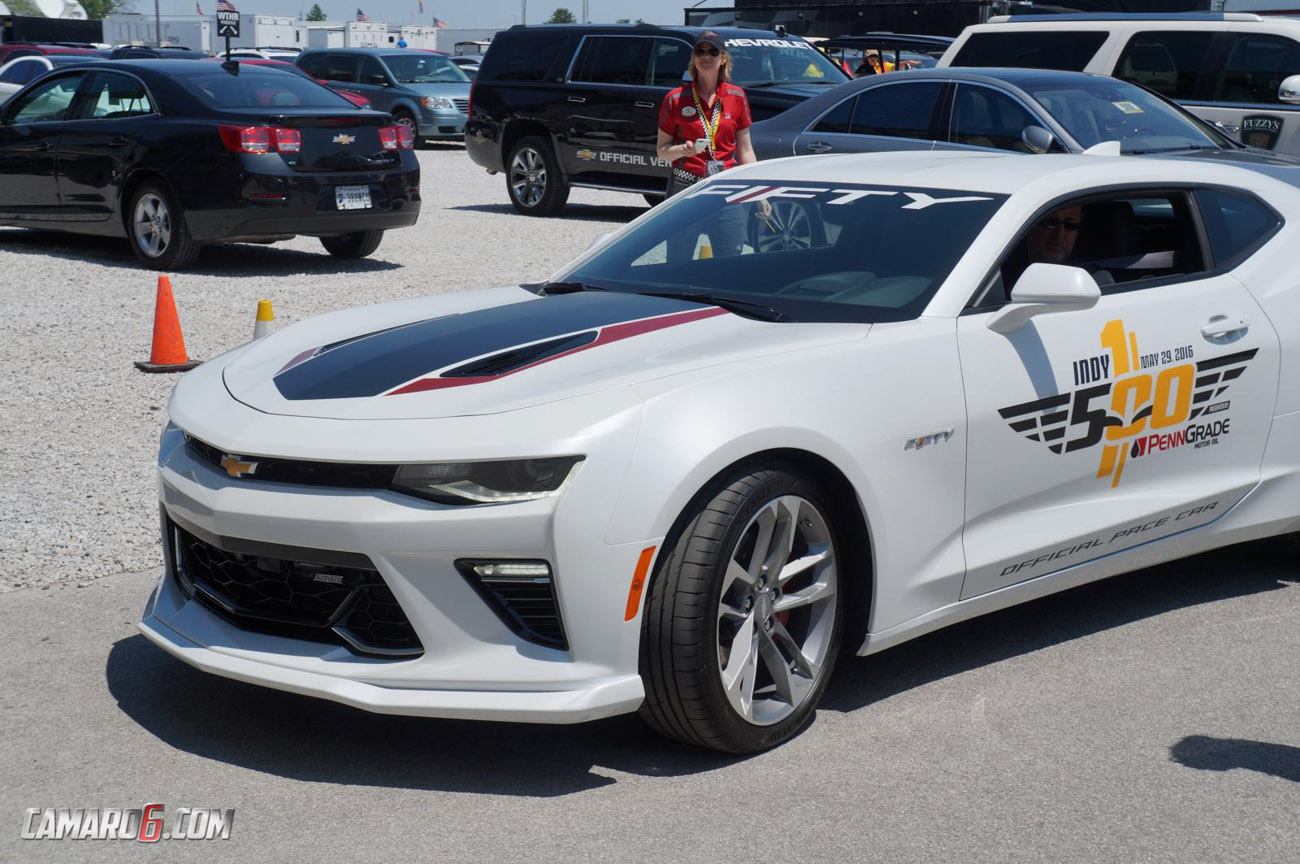 pace car festival 50th anniversary and zl1 camaros at indy 500 pole day 2016 camaro6. Black Bedroom Furniture Sets. Home Design Ideas