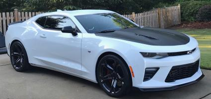 1500 Mile Oil change and rear diff fluid change - CAMARO6