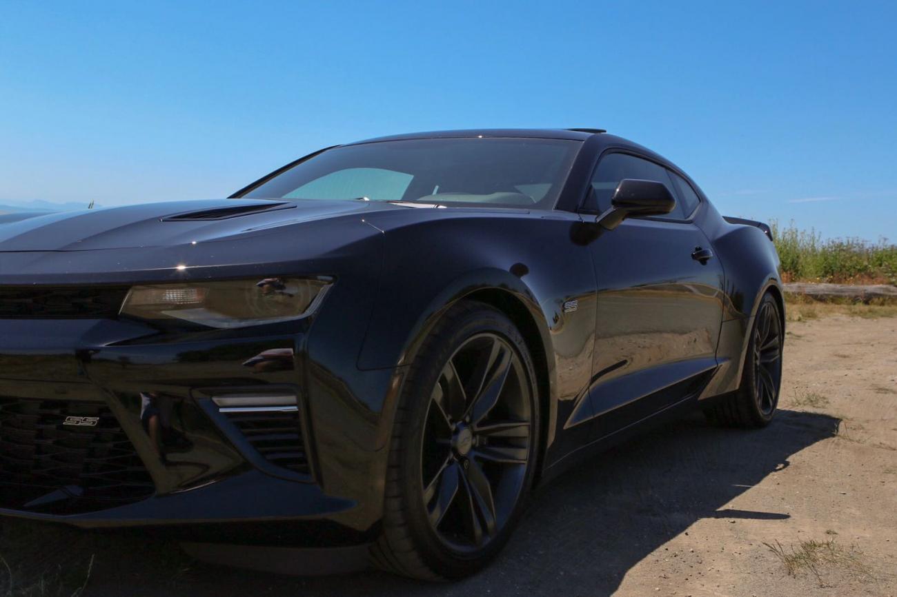 My 2017 Camaro Ss All Black Camaro5 Chevy Forum Zl1 And V6 Forums