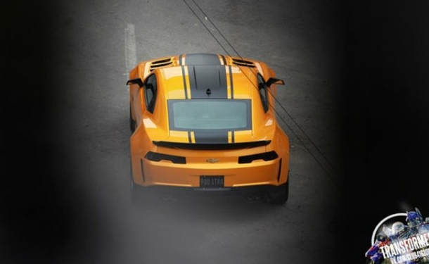 Best Looks Yet At Transformers 4 Bumblebee Camaro First