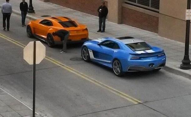 special custom camaros spotted for new tv show motor city masters rh camaro5 com
