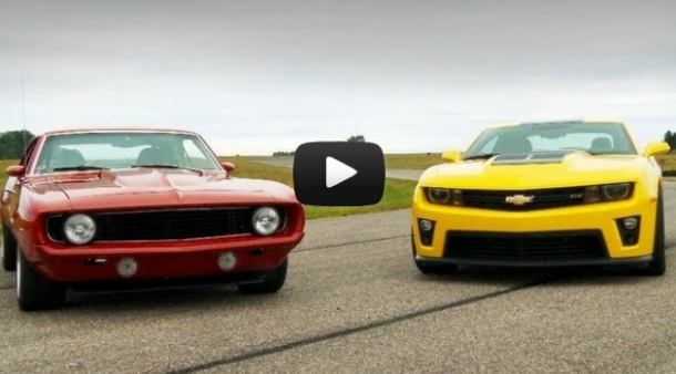 Video 2012 Camaro Zl1 Vs 750 Hp Red Devil 69 Camaro