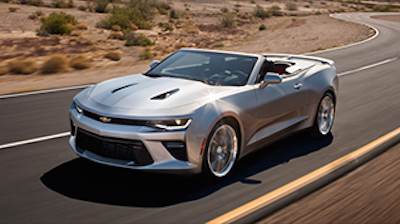 6th gen Camaro Convertible leaked – 6th gen 2016+ Camaro forums ...