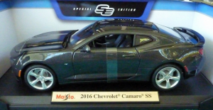 maisto 2016 Camaro
