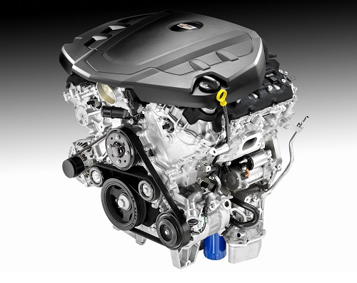 2016 Camaro S 3 6l Lgx V6 Engine Named Wards 10 Best