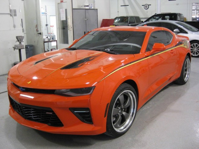 2016 6th Gen Nickey Super Camaro 001 Build