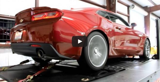 2016 Camaro V6 Lgx Dyno Test 6th Gen 2016 Camaro Forums