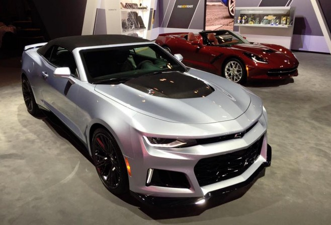 More Views Of 2017 Camaro Zl1 Convertible From Nyias With Top Up And Down