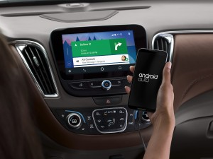 Android Auto Update Now Available At Chevy Dealers